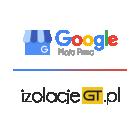 Certyfikat Google Moja Firma - izolacjeGT