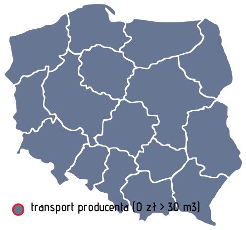 Swispor mapa województwa