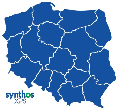 Synthos XPS zasięg